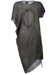 полупрозрачное платье-футболка Lost & Found Ria Dunn