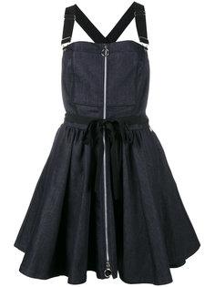 джинсовое платье Adam Selman