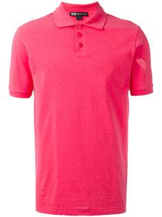 классическая футболка-поло из пике Y-3