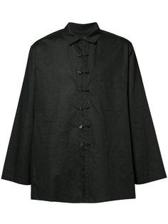 flared shirt Yohji Yamamoto
