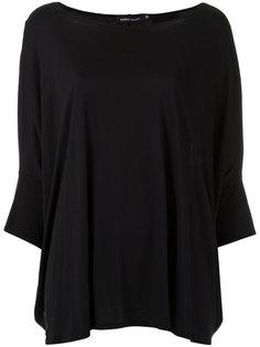 boat neck blouse Gloria Coelho