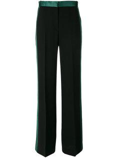 брюки с лампасами Victoria Victoria Beckham
