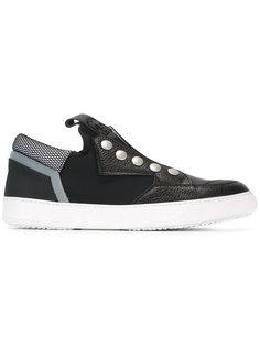 stud detail slip-on sneakers Bruno Bordese