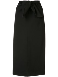 knot fitted dress  Tibi