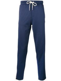 спортивные брюки с эластичным поясом Moncler