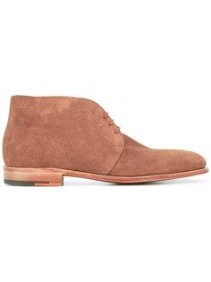 ботинки по щиколотку John Lobb