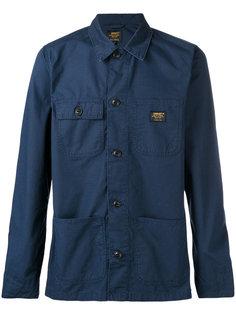 рубашка-куртка с карманами Carhartt