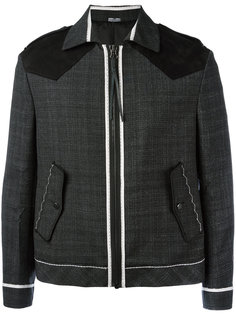 куртка с воротником Lanvin
