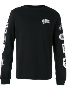 Aviation Print sweatshirt Billionaire Boys Club