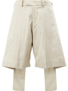 широкие шорты Yang Li