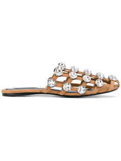embellished sandals Alexander Wang