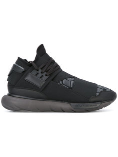 lace-up trainers Y-3