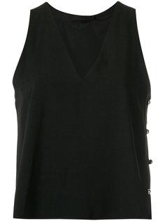 embellished blouse Giuliana Romanno