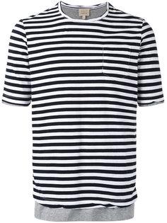 striped T-shirt Wooster + Lardini