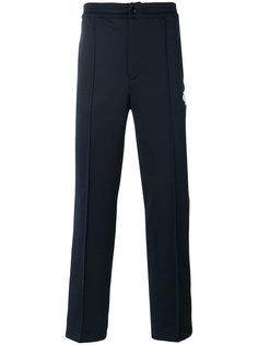 спортивные брюки с полосками по бокам Just Cavalli