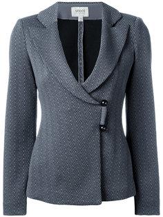 пиджак с запахом Armani Collezioni
