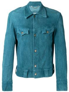 front pocket jacket  Pihakapi