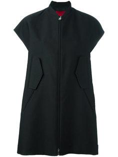 sleeveless oversize jacket Moncler Gamme Rouge