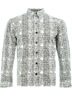 rope print shirt  Christopher Nemeth