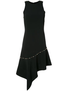pearl studded asymmetric dress Jonathan Simkhai