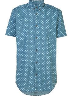 рубашка с короткими рукавами Zanerobe