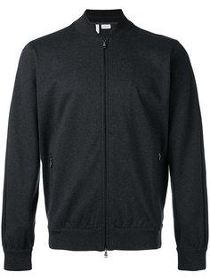 легкая куртка-бомбер  Brioni