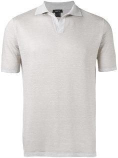 футболка с классическим воротником Avant Toi