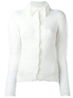 pleated shirt Issey Miyake Vintage