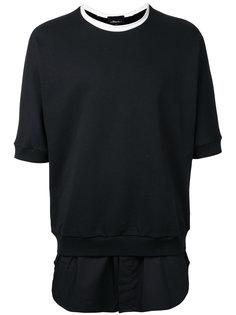 удлиненная футболка 3.1 Phillip Lim