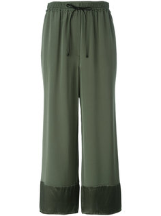 cropped palazzo pants  3.1 Phillip Lim