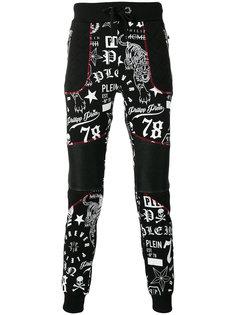 спортивные штаны Red Particular Philipp Plein