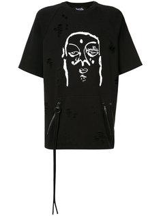 printed T-shirt  Haculla