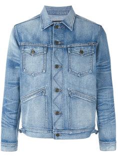 классическая джинсовая куртка Tom Ford
