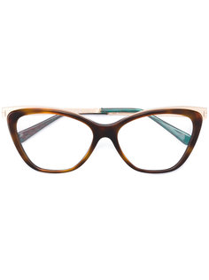 cat eye glasses Tom Ford Eyewear