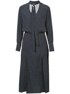 dots print dress  Alexis