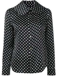рубашка с узором в горох Comme Des Garçons Girl