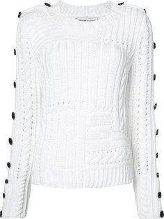 buttoned sleeve jumper Spencer Vladimir