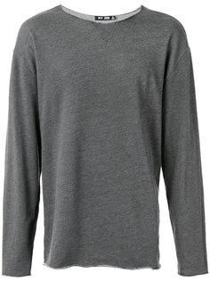 crew neck sweatshirt Blk Dnm
