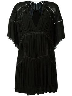 """платье с рукавами """"летучая мышь""""  Iro"""