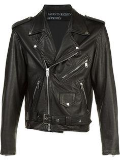 chest back print jacket  Enfants Riches Deprimes