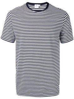 striped T-shirt Sunspel