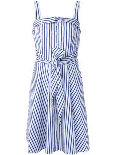 полосатое платье  Polo Ralph Lauren