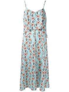floral print dress IM Isola Marras