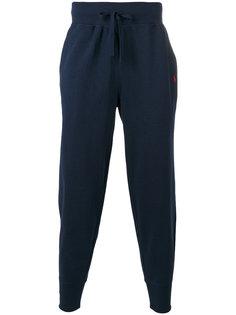 брюки с присборенными щиколотками Polo Ralph Lauren