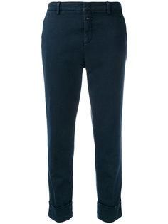 прямые укороченные джинсы Closed