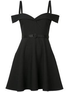 расклешенное платье-бюстье Cinq A Sept