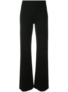 широкие брюки прямого кроя Max Mara