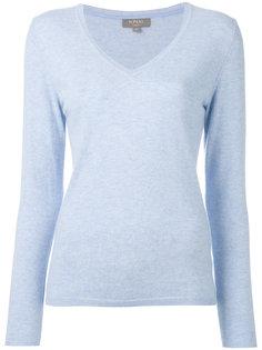 свитер плотной вязки N.Peal