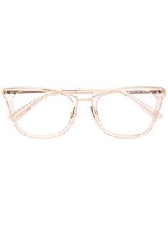 square glasses  Bottega Veneta Eyewear