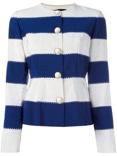 striped jacket  Rossella Jardini